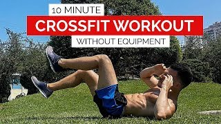 HIIT 10 Min Crossfit Full Body Workout