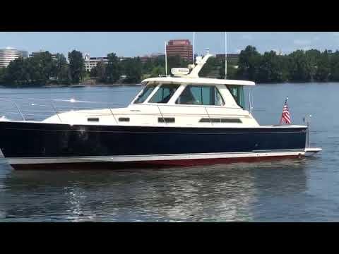 Sabre 38 Express video
