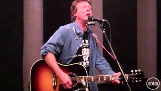 """Steve Forbert """"Baby I Know"""" Live at KDHX 12/6/12"""
