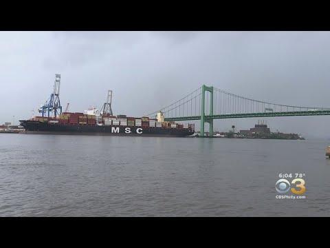 Several Arrests Made In $1 Billion Cocaine Bust At Philadelphia Port