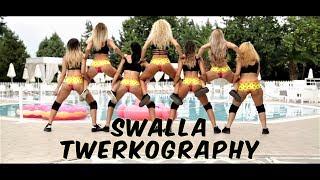 TWERK choreography by Anel Li |Li's TWERK C team| SWALLA - Jason Derulo