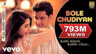 Download lagu K3g Bole Chudiyan Amitabh Shah Rukh Kareena Hrithik Mp3