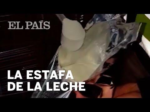 LECHE FALSA: Desmantelada una fábrica con 8 toneladas de leche para bebés falsificada