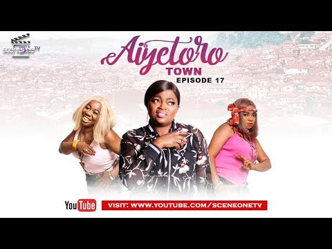 "Watch Episode 17 of Funke Akindele Bello's ""Aiyetoro Town"" on BN"