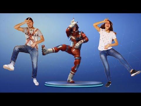FORTNITE DANCES CHALLENGE!