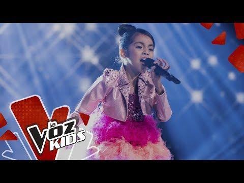 Maite canta Oye - Final | La Voz Kids Colombia 2019