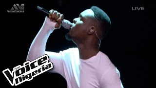 "Nonso Bassey Sings ""Simply The Best""  Live Show  The Voice Nigeria 2016"