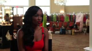 Zuleica Wilson Angola Miss Universe 2014 Official Interview