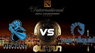 🔴(RU) NewBee vs Liquid The International 2017  ГРАНД ФИНАЛ!!!!!!!
