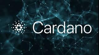 CARDANO VIDEO BACKGROUND EFFECT FREE / КРИПТО видео заставка