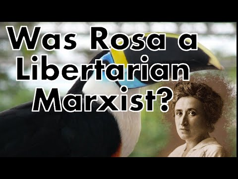 """Rosa Luxemburg, and the Myth of Her """"Libertarian Marxism"""""""