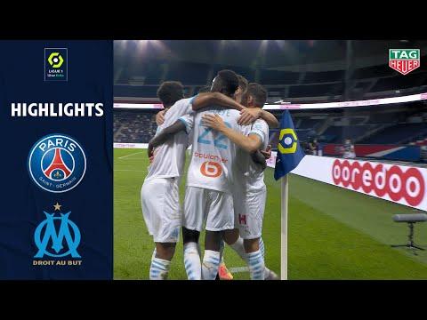 PARIS SAINT-GERMAIN - OLYMPIQUE DE MARSEILLE(0 - 1 ) - Highlights - (PARIS SG - OM) / 2020/2021 HD Mp4 3GP Video and MP3
