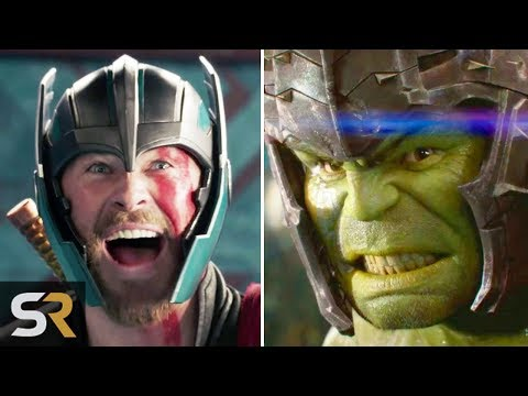 Things You Didn't Know About Thor And Hulk's Relationship