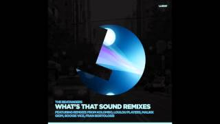 The Beatangers - What's That Sound (Malikk remix) - Loulou records (LLR097)