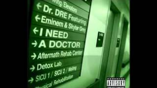 Dr Dre feat. Eminem & Skylar Grey - I need a doctor (Dubstep Remix)
