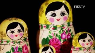 Russia 2018 Magazine: Inside Famous Russian Dolls