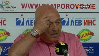 Стефанов: Няма да попреча за нито един изходящ трансфер