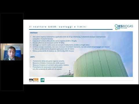 Acque reflue, Biogas, Biometano, Efficienza energetica, Industria alimentare, Riciclo dei rifiuti