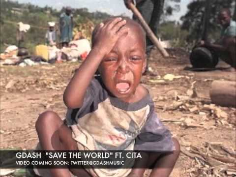 "GDASH ""SAVE THE WORLD"" PIC VIDEO"