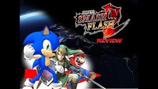 Flash Game Reviews - Super Smash Flash 2