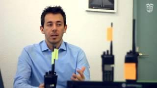 Motorola MotoTRBO digitális rádiórendszer SmartPTT diszpécser szoftverrel