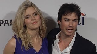 Ian Somerhalder And Maggie Grace REUNITE! #IanSomerhalder #MaggieGrace #LOST