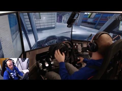 Fernbus simulator test stream/Episode 1