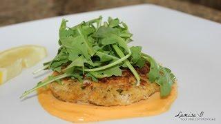 Crab Cake Recipe | How To Make  Easy Crab Cake | Episode 93