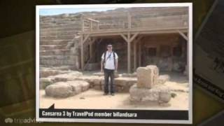 preview picture of video 'Walking Where Jesus Walked and Shooting Uzi's Billandsara's photos around Tiberias, Israel'