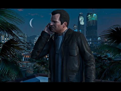GTAV Players Have Found A New Mobile Phone Secret