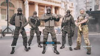 Recruit challenge for the win- Rainbow six siege