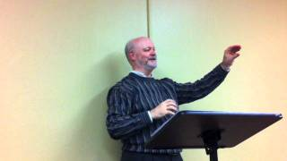 """Prof. Fred Amrine - """"Kicking Away the Ladder"""" (discussion)"""