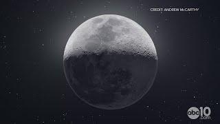 Elk Grove Instagram moon photographer gets international fame