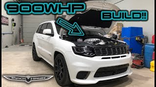 How to make 900whp in a Jeep Trackhawk (Part 1)