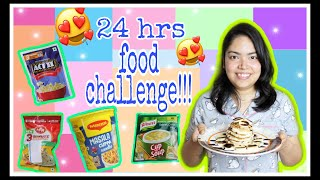 I Only ATE INSTANT FOOD For 24 HOURS In LOCKDOWN | FOOD Challenge In Lockdown |Anku Sharma
