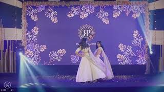 sisters dance in brother's wedding  mix song ,dance in sangeet night ❤️❤️❤️❤️