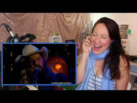 Vocal Coach REACTS to CHRIS STAPLETON -Tennessee Whiskey (Austin City Limits Performance)