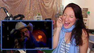 Vocal Coach REACTS To CHRIS STAPLETON  Tennessee Whiskey (Austin City Limits Performance)