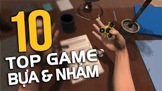 DANH SÁCH GAME BỰA VÀ NHẢM NHÍ | Phê Game
