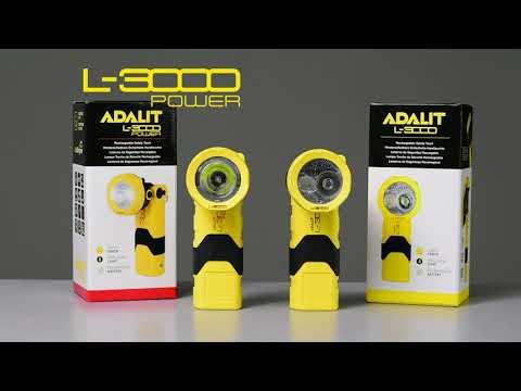 Adalit- L3000 / L-3000 POWER [EN]