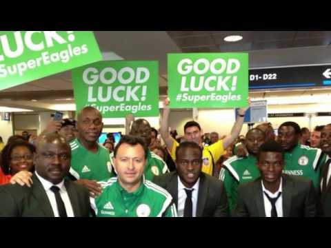 Goodluck To Nigeria - Douglas Leadership Initiative