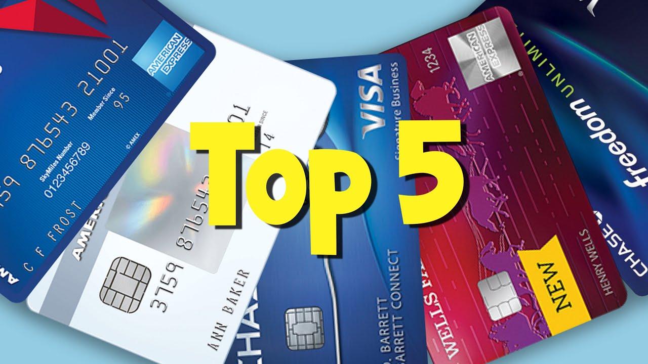 Leading 5 Credit Cards providing to $300 register bonus offer in 2021 (Earn Free Cash) thumbnail