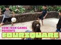 Foursquare A Step by step How to How To Play Foursquare