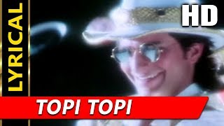 Topi Topi with Lyrics | Abhijeet, Jolly Mukherjee   - YouTube