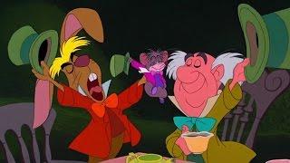 Alice in Wonderland - The unbirthday song (Eu Portuguese)