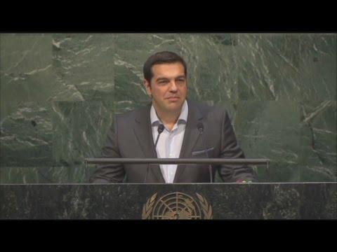Αλ. Τσίπρας: Στόχος η ανάπτυξη στην Ελλάδα και η ελάφρυνση του χρέους
