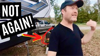 NOT AGAIN! WHY ARE SOME RV PARKS SO BAD? (RV LIVING FULL TIME)