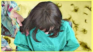 Haircut Gone Wrong! | It's A Girl Thing (EPISODE 4)