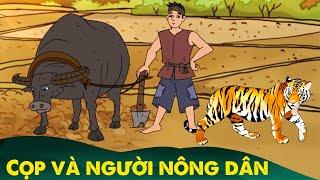 CỌP VÀ NGƯỜI NÔNG DÂN   Chuyen Co Tich   Truyện Cổ Tích Việt Nam   Phim Hoạt Hình Hay Nhất 2019