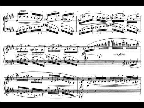 how to play chopin etude op 10 no 4